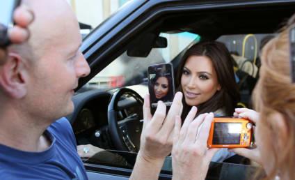 Kim Kardashian to Purr with Pussycat Dolls