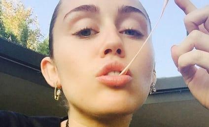 "Miley Cyrus Slams Nicki Minaj as ""Angry,"" Not Very Polite"