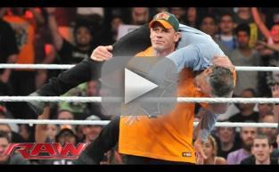 John Cena Confront Jon Stewart