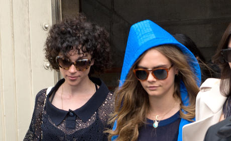 Cara Delevingne and St. Vincent: MARRIED?!