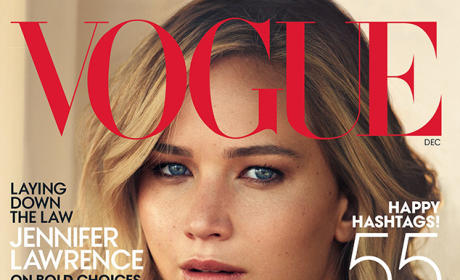 Jennifer Lawrence in Vogue: 6 Surprising Facts
