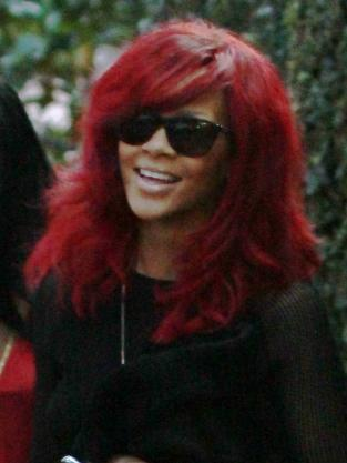 Red-Haired RiRi