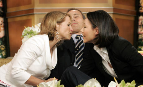 Katie Couric Laments Ann Curry Firing