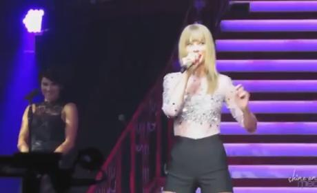 "Taylor Swift Teams with Sara Bareilles on ""Brave"""