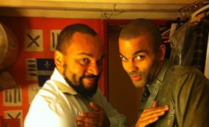 Quenelle Gesture Photograph Prompts Apology from Tony Parker