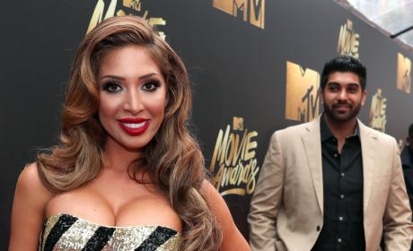 Farrah Abraham, Sinom Saran MTV Movie Awards Photo