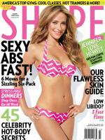 Jennifer Love Hewitt Shape Cover