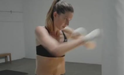 Gisele Bundchen Under Armour Ad Hits Back (Literally) at Haters