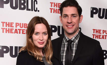 Emily Blunt and John Krasinski Welcome Second Child!