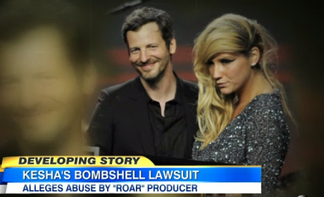 Kesha vs. Dr. Luke