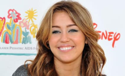 Miley Cyrus Crushes on Zac Efron