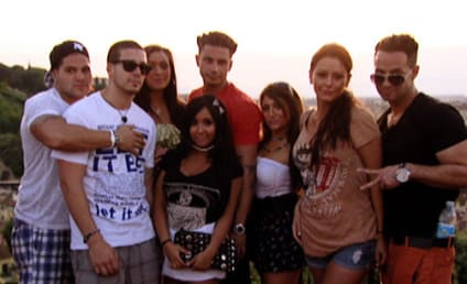 Jersey Shore Cast Congratulates New Mom Snooki