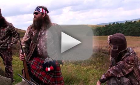 Duck Dynasty Season 7 Episode 1 Recap: Great Scotland!