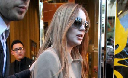 Lindsay Lohan Hit-and-Run Witness: NO Grazing!