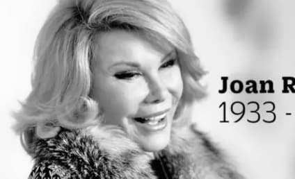 Joan Rivers Remembered: 9 Moments We'll Never Forget