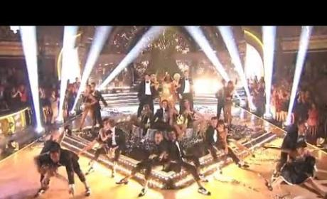 Amber Riley - Dancing with the Stars Season 18 Finale Performance