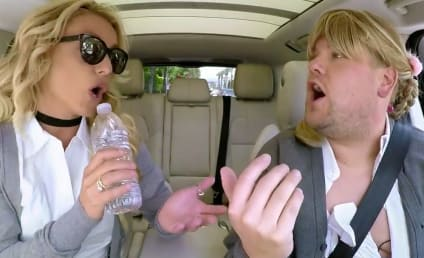 Britney Spears Sings Carpool Karaoke!