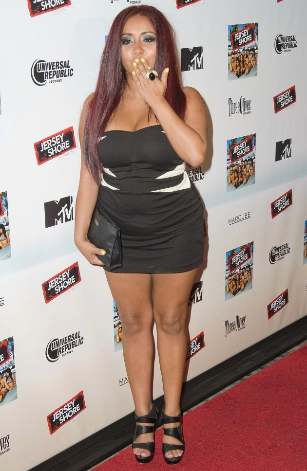 Snooki Pre-Weight Loss