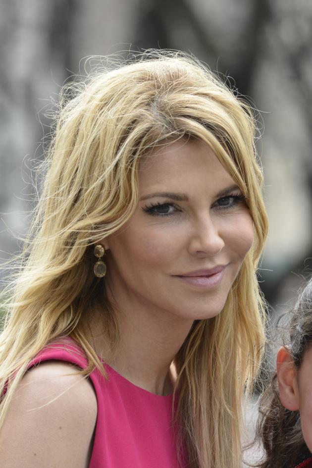 Brandi Glanville Close Up Photo