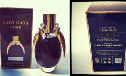 "Lady Gaga ""Fame"" Perfume: Revealed on Twitter!"