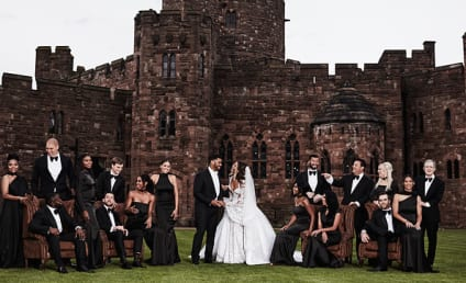 Ciara and Russell Wilson Wedding Photo: See It Here!