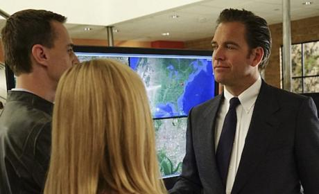 Michael Weatherly Says Goodbye