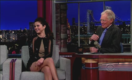 David Letterman to NBC: What is Wrong With You?!?
