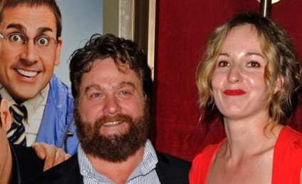 Zach Galifianakis, Quinn Lundberg to Welcome First Child