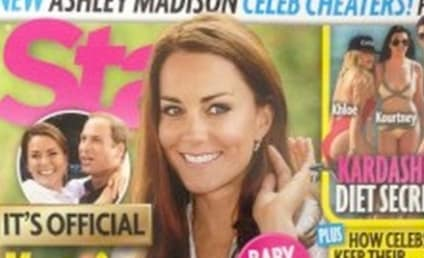Kate Middleton: Pregnant with Third Child?!