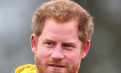 Prince Harry Is a Hero, Saves Woman Knocked Over By Gust of Wind