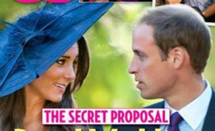 Kate Middleton and Prince William: Officially Engaged!