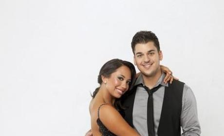 Dancing With the Stars Finals Recap: Rob Kardashian Takes Command!