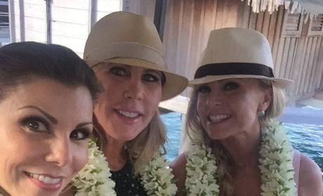 RHOC Cast Injured In Dune Buggy Crash: We're OK! We Weren't Drunk!
