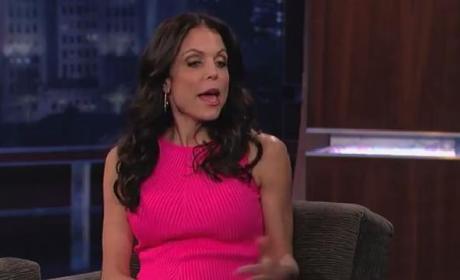 Bethenny Frankel on Divorce Chatter: Watch My Talk Show!