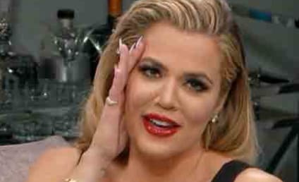 Khloe Kardashian: I Hid Under the Bed While Kris Railed Bruce!