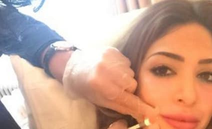 Farrah Abraham Gets Face Injections, Continues to Terrify Us