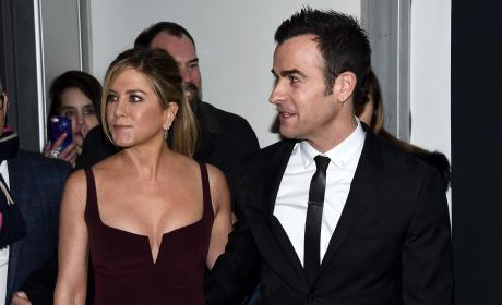 Heidi Bivens: Is Justin Theroux Still Calling His Ex?!?