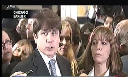 Jailhouse Rod: Blagojevich Gets 14 Years in Prison