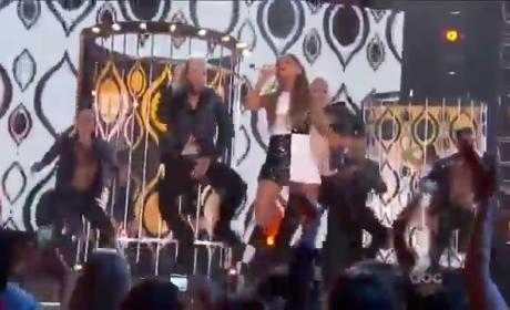 "Ariana Grande, Iggy Azalea Deliver Sexy ""Problem"" Billboard Music Awards Performance"