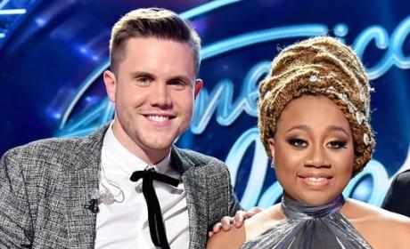 Who should win American Idol Season 15?