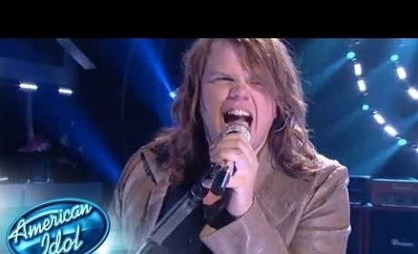 "Caleb Johnson - ""Still of the Night"""