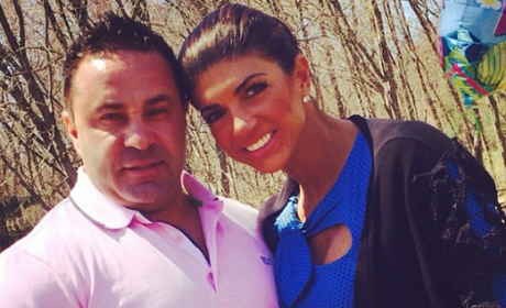Teresa & Joe Giudice Enjoy Pre-Prison Weekend Getaway