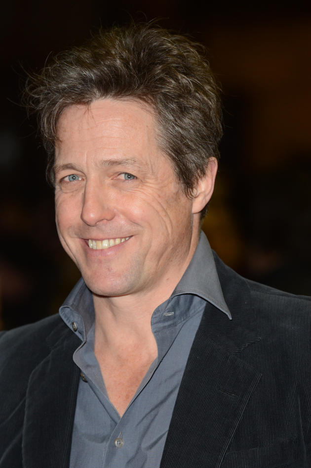 Hugh Grant in the UK