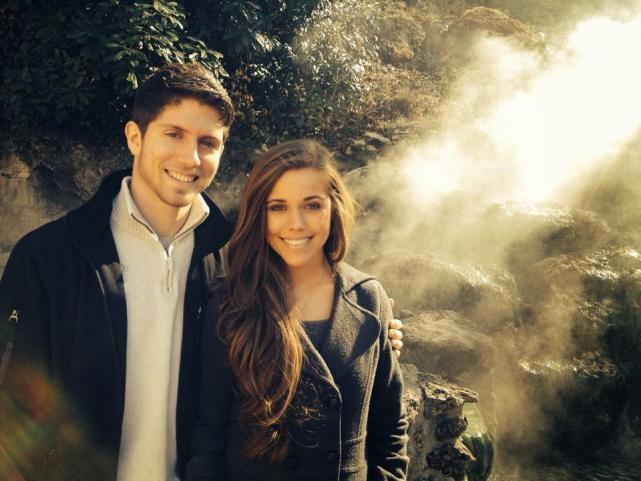 Ben Seewald and Jessa Duggar Picture