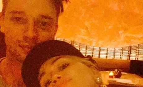 Miley Cyrus and Patrick Schwarzenegger: Is it Over?