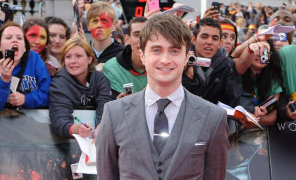 Harry Potter Premiere Face-Off: Daniel Radcliffe vs. Rupert Grint