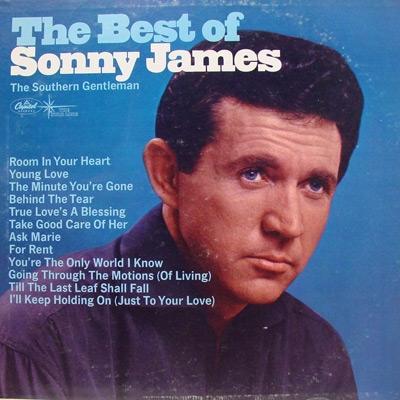 Sonny James image