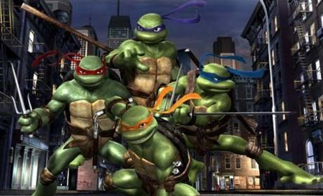 Teenage Mutant Ninja Turtles Reboot: In the Works!