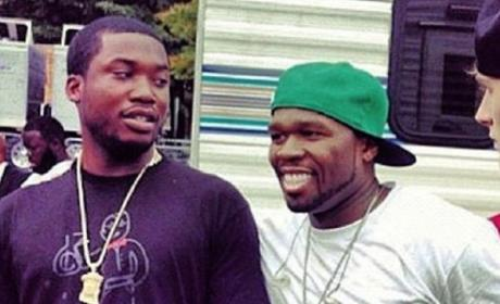 50 Cent: I Murdered Meek Mill! (On Instagram)
