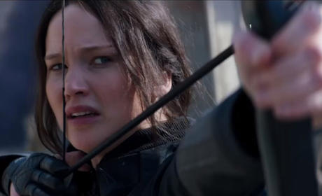 Mockingjay Movie Trailer